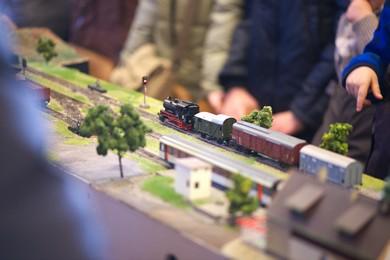 Train hobby days
