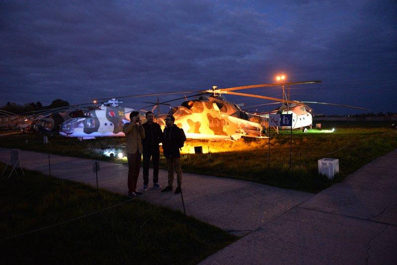 Гелікоптери
