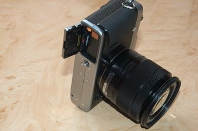Корпус камери