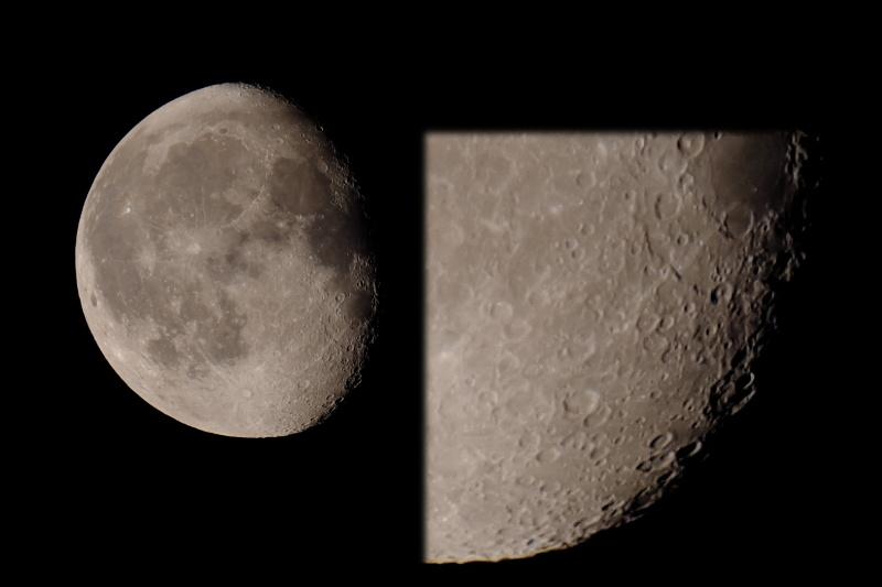 Чіткість Місяця