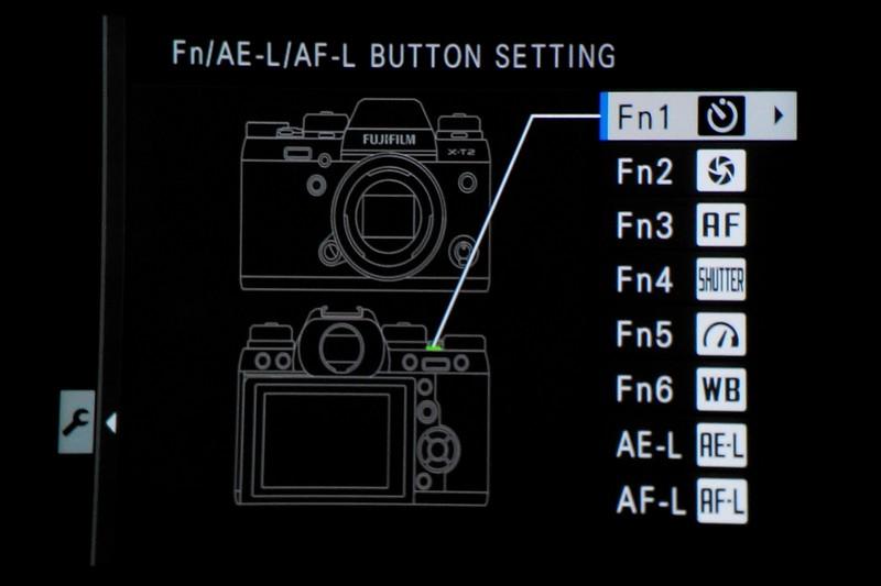 Налаштування кнопок