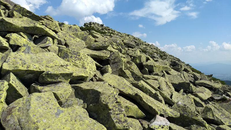Каміння Ґорґан