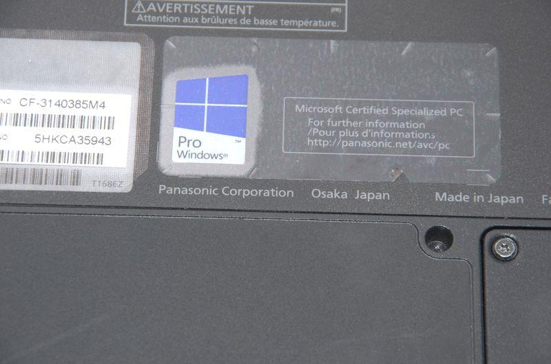 Інформація про ноутбук