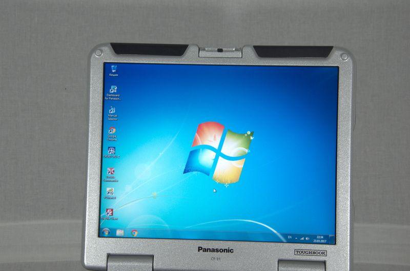 Екран ноутбука