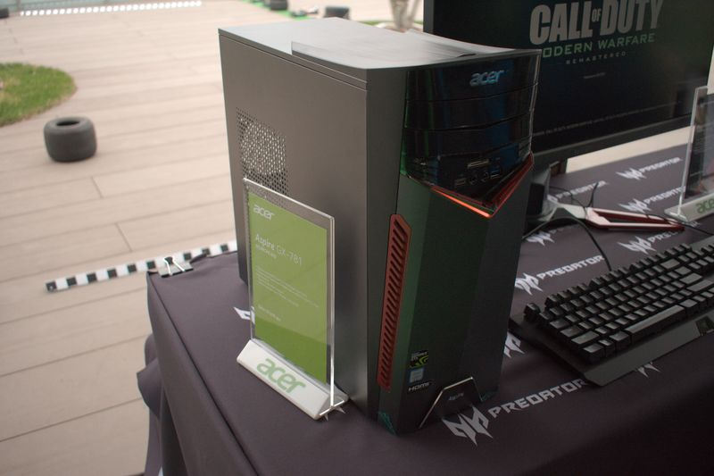 Новий ігровий комп'ютер