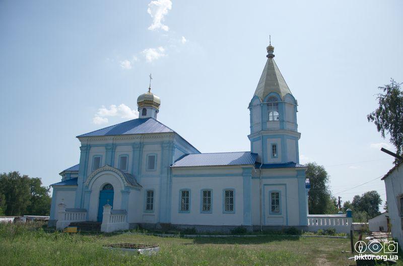 Церква Успіння Пресвятої Богородиці