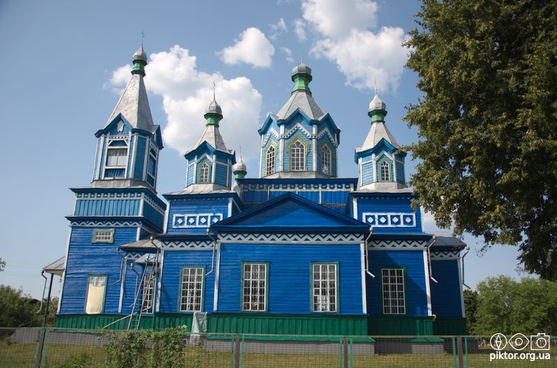 Спасо-Преображенський храм