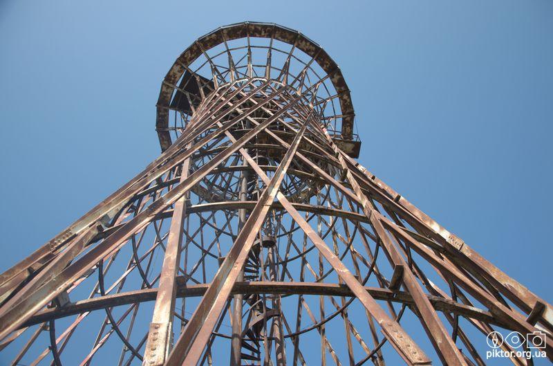 Шуховська вежа