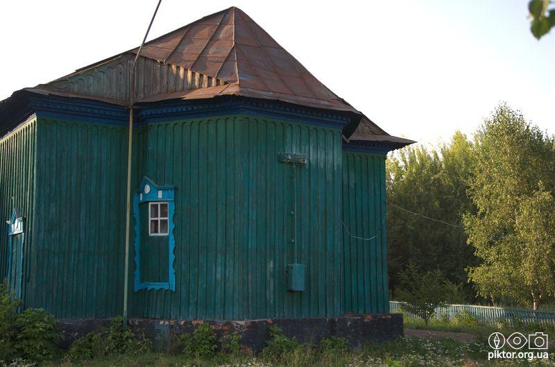 Костел Борогодиці Ружанецької