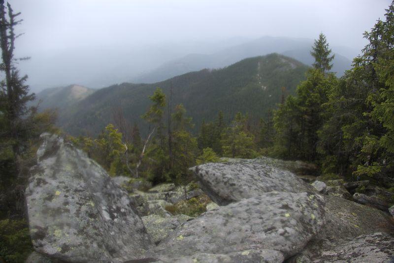 Вихід в гори