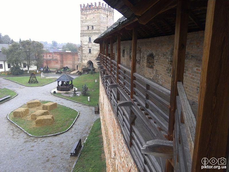 Галереї замку