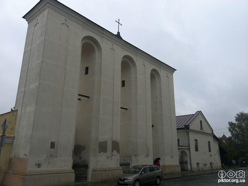 Дзвіниця собору