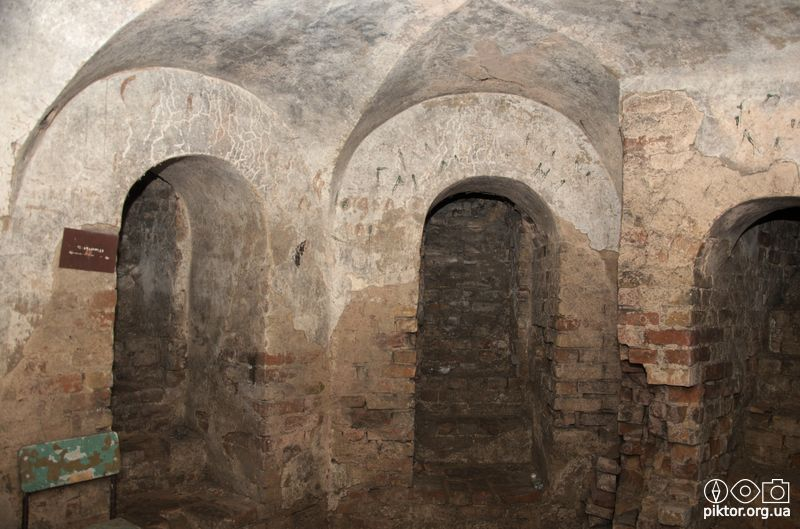Підземелля собору