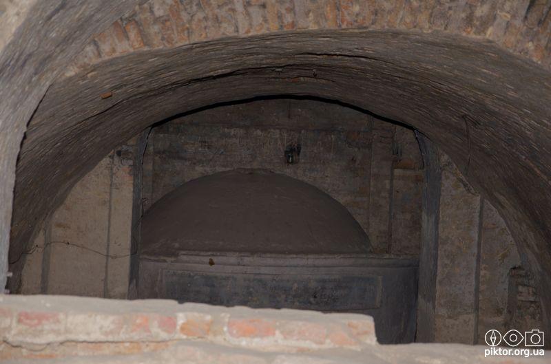 Зал підземелля