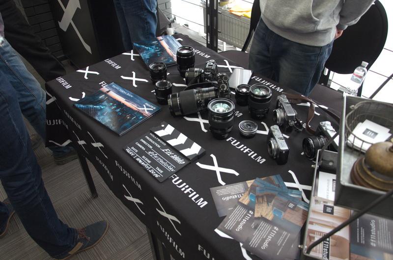 стенд Fujifilm