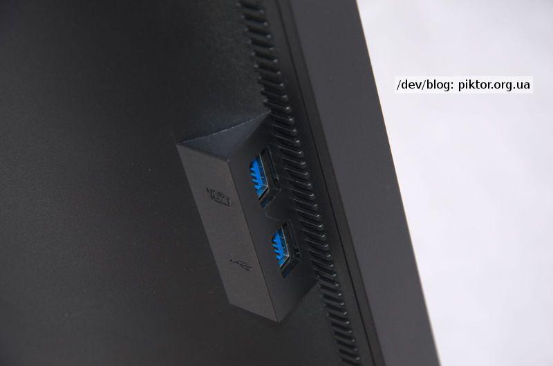 Бокові USB