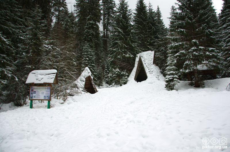 Багато снігу