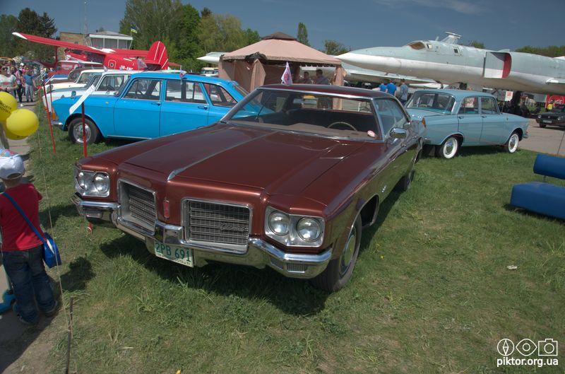 Oldsmobile Delta Custom