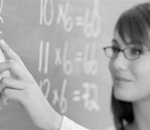 Молода вчителька