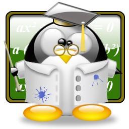 Prof Tux