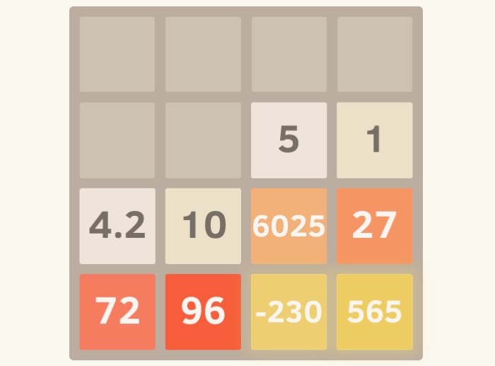 2048 for drugs addicts